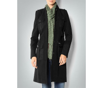 Damen Mantel im Military-Look