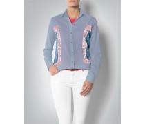 Damen Bluse mit Ethno-Muster