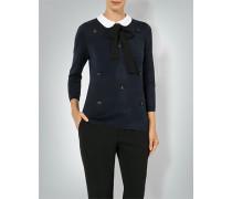 Damen Pullover mit Bubikragen