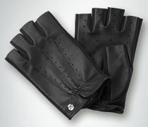 Damen Halbfinger-Handschuhe in elegantem