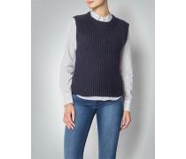 Damen Pullover Pullunder im Schurwoll-Mix