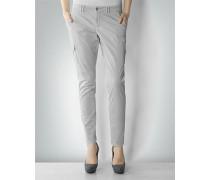 Damen Cargohose Regular Slim Fit