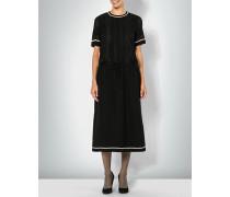 Damen Kleid mit Spitzendetails
