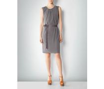 Kleid mit Raff- und Faltendetails