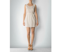 Damen Kleid mit Häkelspitzen-Einsatz