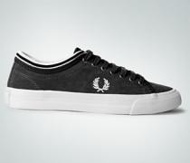 Damen Schuhe Retro-Sneakers in Veloursleder