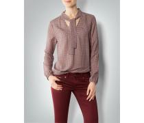 Damen Bluse im Retro-Design