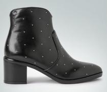 Schuhe Stiefelette mit Nieten verziert