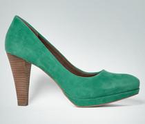 Schuhe Pumps aus Veloursleder