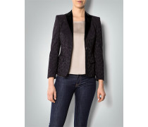 Damen Blazer im Leoparden-Look