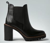 Damen Schuhe Stiefeletten mit Blockabsatz