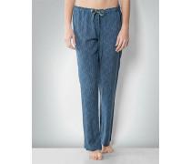 Nachtwäsche Pyjama-Pant aus Viskose
