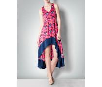 Kleid im Vokuhila-Stil