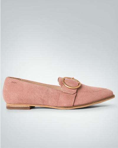 JOOP! Damen Schuhe Loafer aus Veloursleder