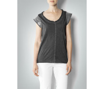 Damen Shirt mit Pailletten-Details
