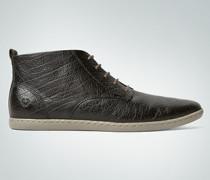 Damen Schuhe Schnür-Boot in sportiver Optik