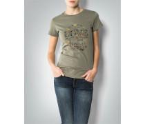 Damen T-Shirt mit Frontprint