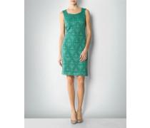 Damen Kleid mit Allover-Lochmuster