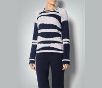 Pullover im Streifen-Look