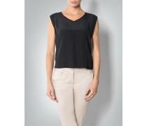 Damen Shirt-Bluse in legerem Schnitt