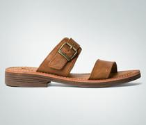 Damen Schuhe Sandalen mit Lederriemen