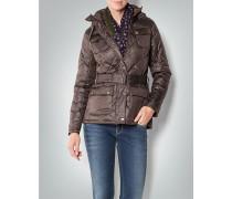 Damen Daunen-Jacke mit Rautenstepp