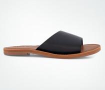 Schuhe Pantoletten aus Kunstleder