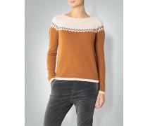 Damen Pullover im Color Blocking