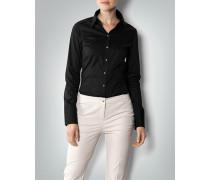 Damen Body-Bluse aus Baumwolle