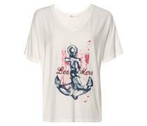 T-Shirt im Oversize-Look