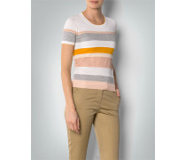 Damen Pullover in Streifen-Optik