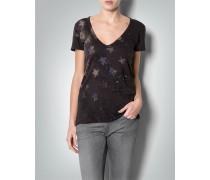 Damen T-Shirt in rockigem Design