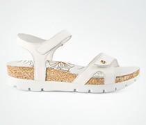 Schuhe Sandalen mit leichtem Absatz