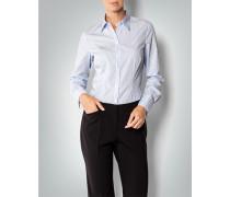 Damen Bluse im Streifen-Design