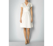 Damen Kleid mit Punkte-Muster