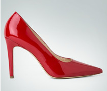 Schuhe Pumps in Lack-Optik