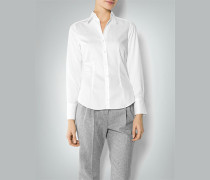 Damen Bluse mit Streifenstruktur