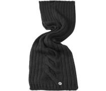 Damen Schal Wollmischung integrierte Kapuze