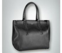 Damen Tasche aus genarbtem Leder