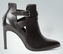 Damen Schuhe Stiefeletten mit modischem Riemen