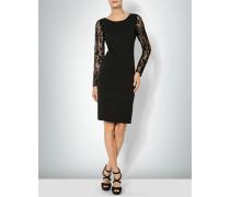 Jersey-Kleid mit Rückenausschnitt