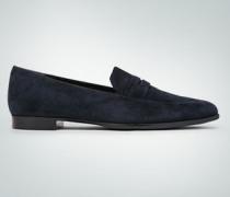 Damen Schuhe Loafer aus Veloursleder