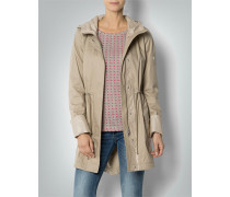 Damen Mantel Parka in sportivem Design
