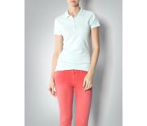 Damen Polo-Shirt in zartem Mint