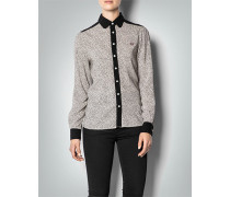 Damen Bluse mit Aninmal-Print