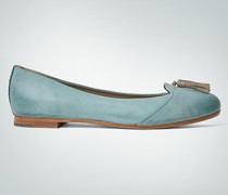 Damen Schuhe Ballerina mit kleinen Quasten