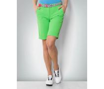 Damen Hose Golf-Bermuda mit 3x Dry Cooler
