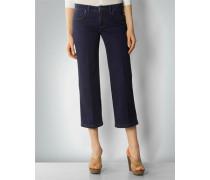 Damen Jeans mit verkürztem Bein