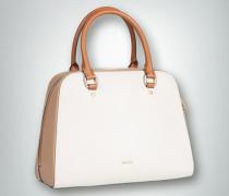 Damen Handtasche im Two-Tone-Look