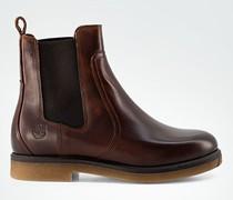 Schuhe Chelsea Boots aus Leder